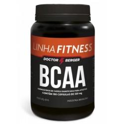 BCAA - 180 cápsulas de 350mg - DOCTOR BERGER