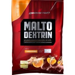 MALTODEXTRINA - 1 kg sabor tangerina -  BODY ACTION
