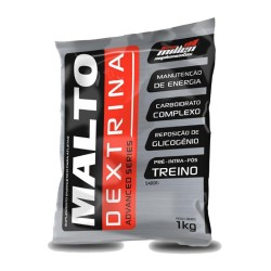MALTO DEXTRINA ADVANCED SERIES - sabor tangerina 1 Kg - NEW MILLEN