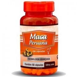 MACA PERUANA - 60 cápsulas de 500mg - PROMEL