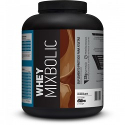 WHEY MIX BOLIC ISOLADO - 2,722Kg sabor chocolate - SPORTS NUTRITION