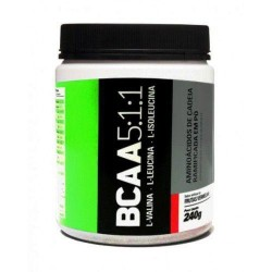 BCAA 5:1:1 - 240g  sabor uva - SPORTS NUTRITION