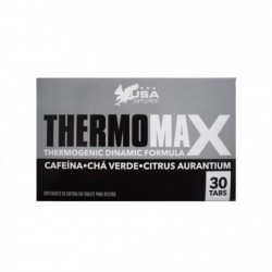 THERMO MAX - 30 tabletes - USA SUPPLEMENTS
